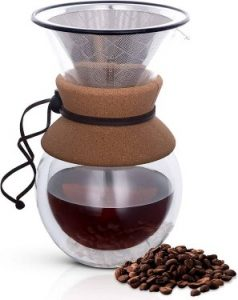 Apace Living Pour Over Coffee Filter