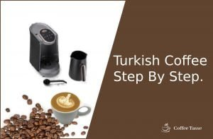Turkish Coffee Step By Step