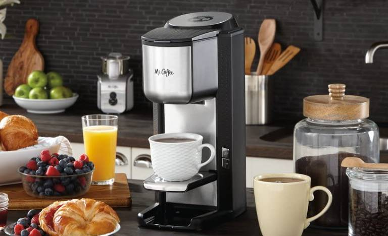 Best Single Cup Coffee Maker with Grinder