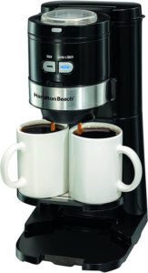 Hamilton Beach Coffee Maker Black (49989)