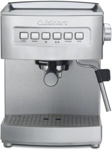 Cuisinart EM-200 Programmable 15-Bar Espresso Maker