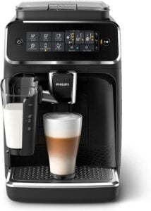 Philips 3200 Series Fully Automatic Espresso Machine w/LatteGo