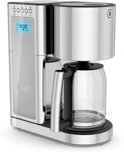Russell Hobbs Glass Series 8-Cup Coffeemaker