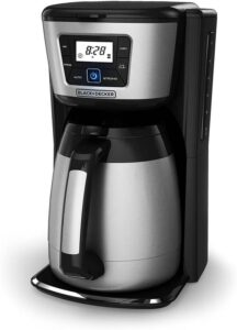 Black & Decker 12-Cup Thermal Coffeemaker