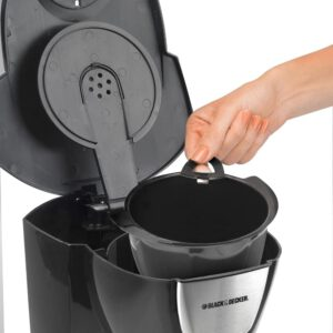 Black & Decker DCM100B Coffee Maker