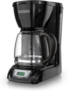 Black & Decker DLX1050B 12-Cup Coffee Maker