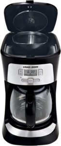 Black & Decker Programmable Coffee Maker