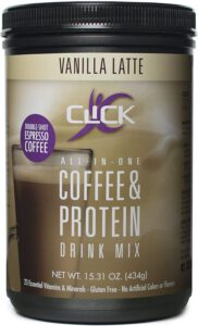 CLICK All-in-One Protein Coffee Meal