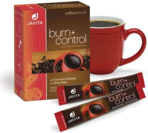Javita Store Burn & Control Coffee