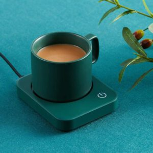 ANBANGLIN Coffee Warmer for Desk, Mug Warmer with Auto Shut Off