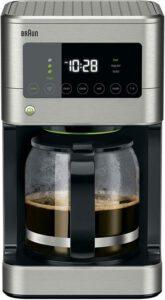 Braun Brew Sense 12 Cup Touch Screen Drip Coffee Maker