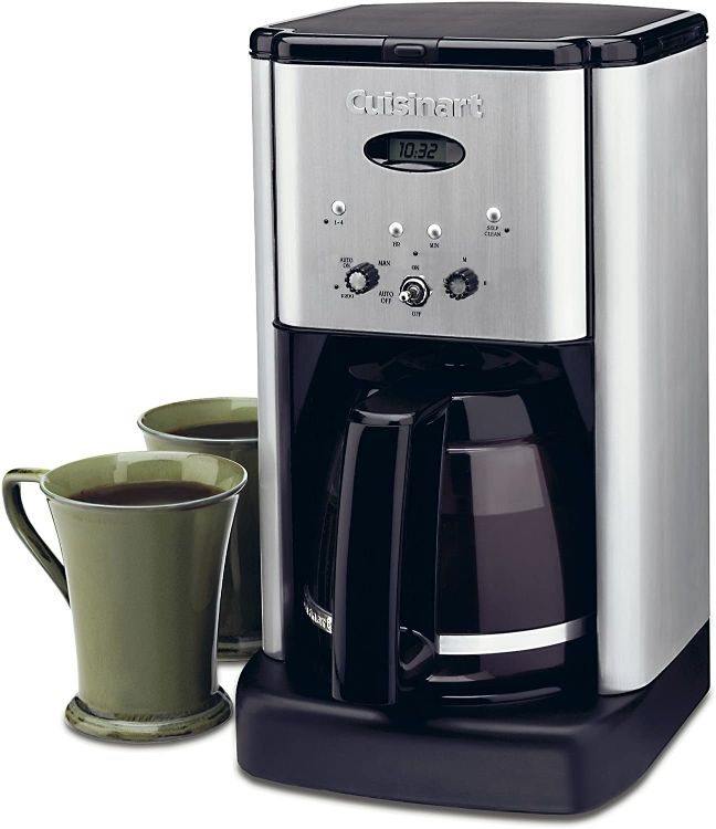 Cuisinart DCC-1200 Brew Central 12 Cup Programmable Coffee maker