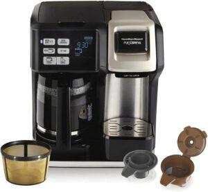 Hamilton Beach FlexBrew Single Serve & Full Pot Coffee Maker