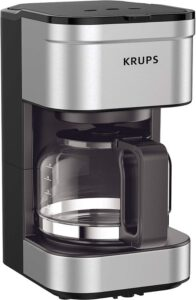 KRUPS Simply Brew Drip Coffee Maker