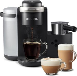 Keurig K-Cafe Coffee Maker - Coffee Shot Capability, Compatible With All K-Cup Pods