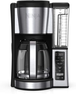Ninja CE251 Programmable Brewer with 12 cup Glass Carafe