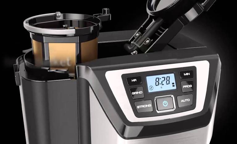 how to program black and decker coffee maker