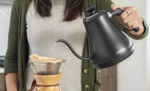 Best Electric Gooseneck Kettles Reviews