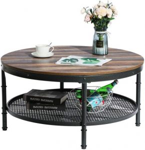 GreenForest Coffee Table Round