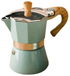 8. Aluminum Italian Moka Espresso Coffee Maker