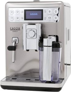 Gaggia Babila Stainless Steel Espresso Machine