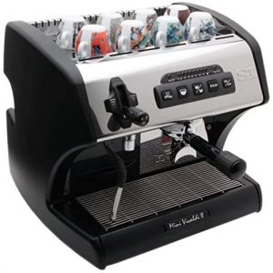 La Spaziale Mini Vivaldi II BLACK Espresso Machine