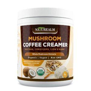 Naturealm Mushroom Coffee Creamer