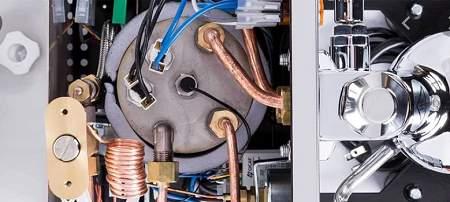 how to work espresso boiler