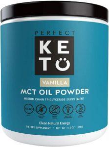 Perfect Keto MCT Oil Powder - Keto Creamer
